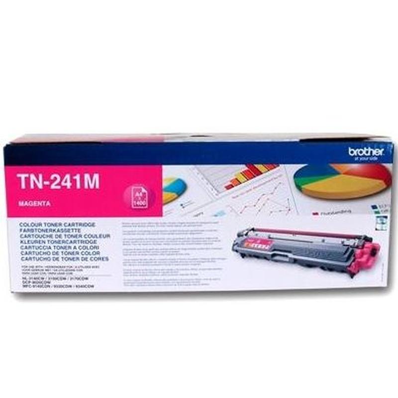 BROTHER TN241M Tóner Magenta HL-3170CDW: Productos y Servicios de Stylepc