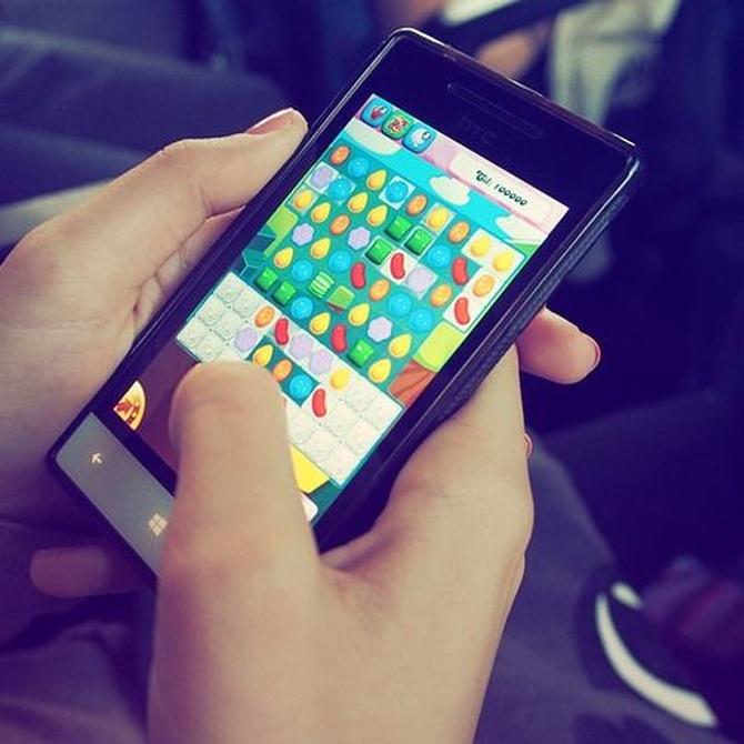 Tu smartphone como consola de videojuegos