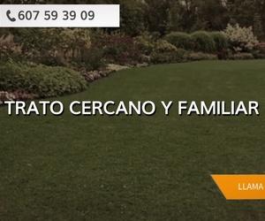 Césped artificial en Sabadell | Jardinería Román Bernal