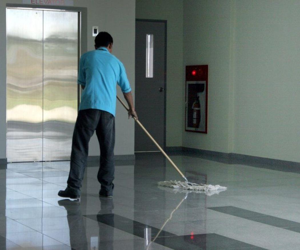 Cómo limpiar los suelos de mármol