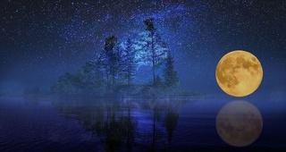 Benéficos de la luna llena