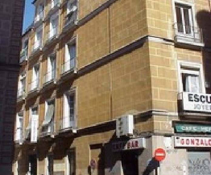 Rehabilitación edificio c/ Palma 50 de Madrid