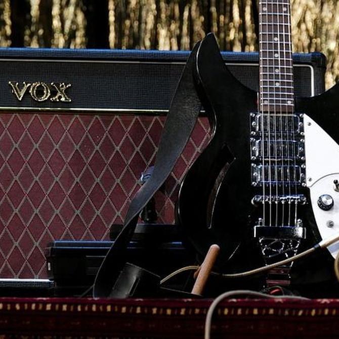 Historia del amplificador de guitarra