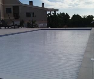 Piscina climatizada hidroterapia
