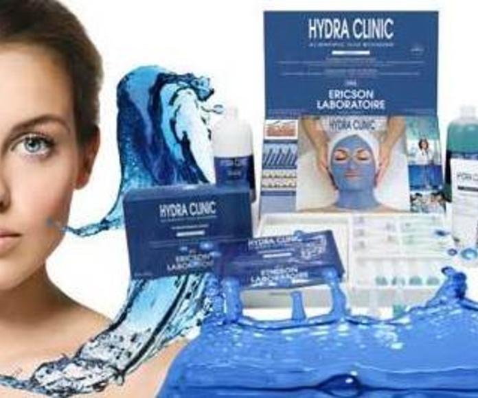 Tratamiento hydra-clinic