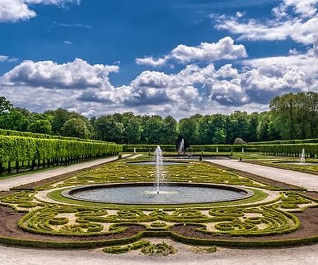 Las claves del jardín francés