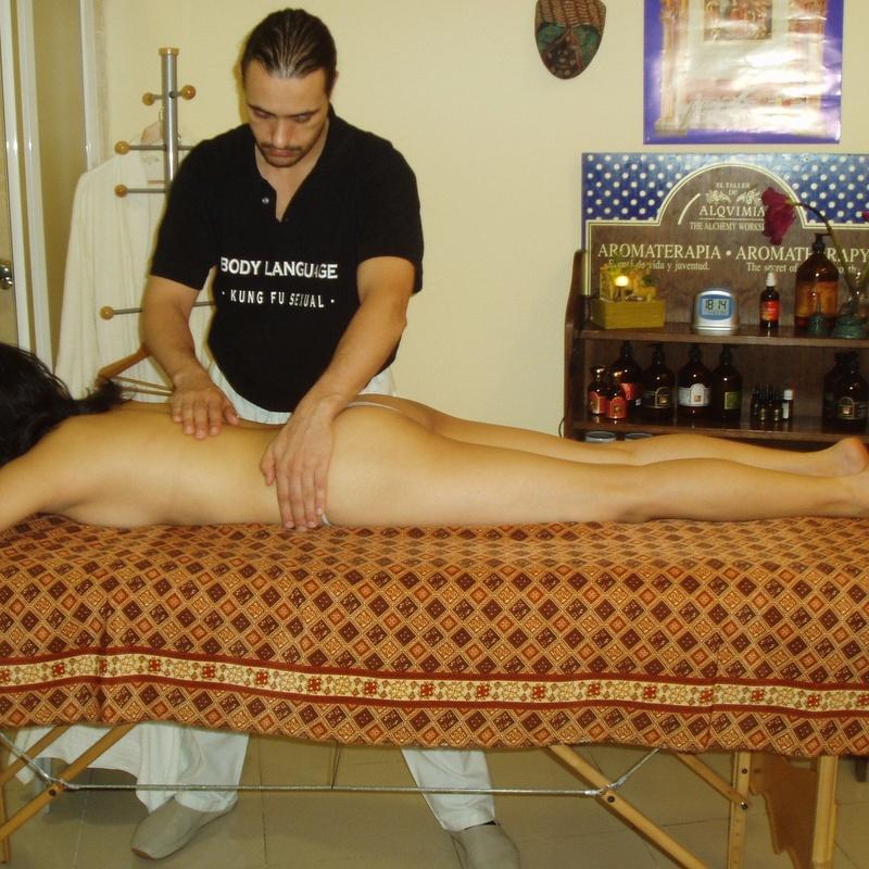 Masaje Sensoanímico: SERVICIOS de Body Language