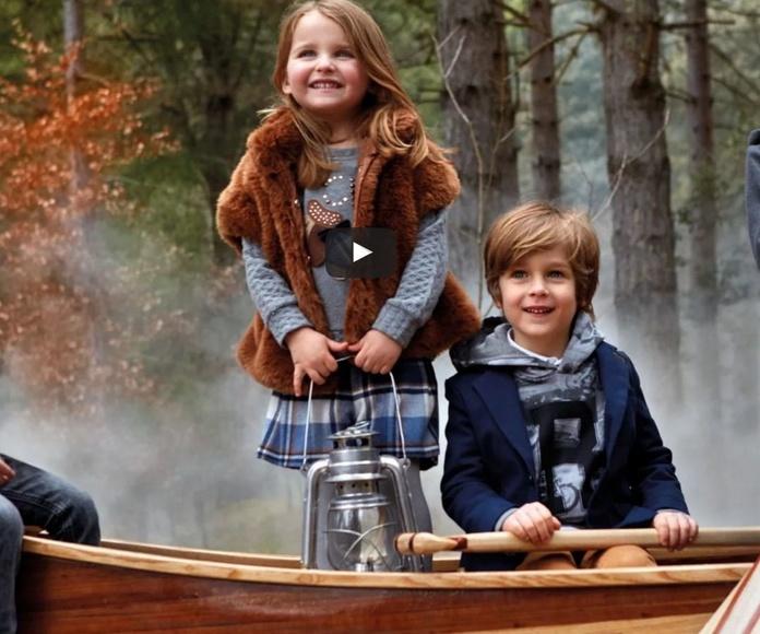 Ropa de niños Mayoral en málaga