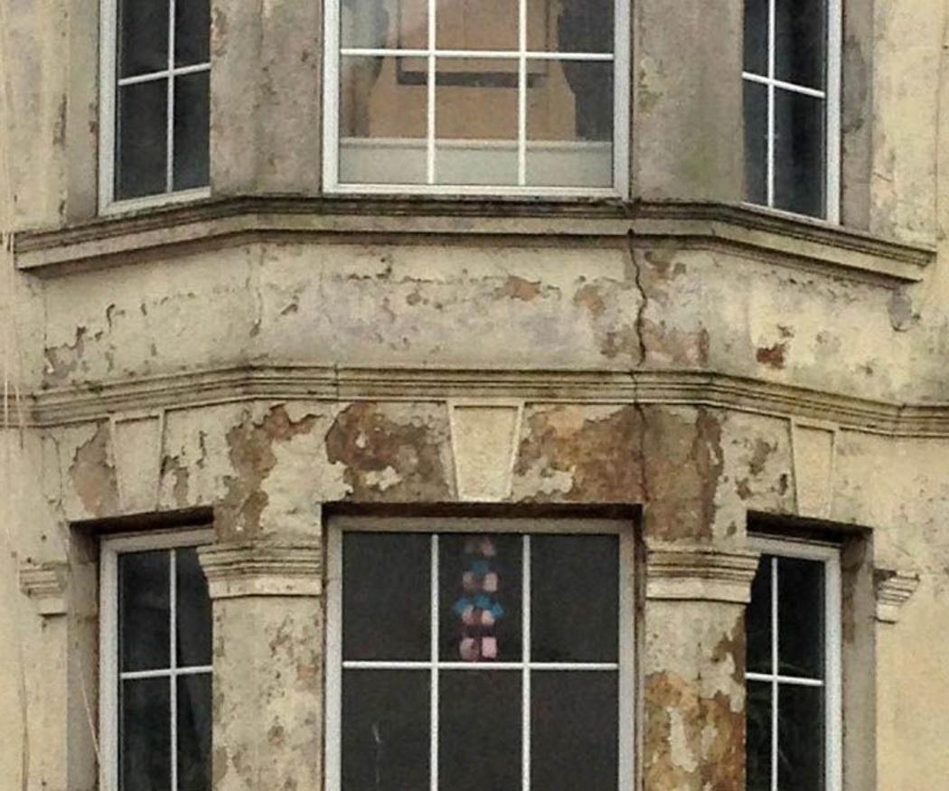 Tipos de grietas en los edificios