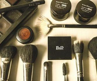 Cremas faciales y corporales: Productos de Tot Tint Profesional