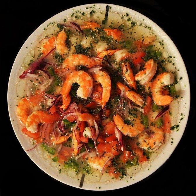La variedad gastronómica ecuatoriana