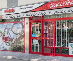 Venta de bicicletas y accesorios en Madrid