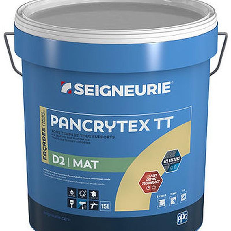 PANCRYTEX TT de Seigneurie en almacén de pinturas en pueblo nuevo