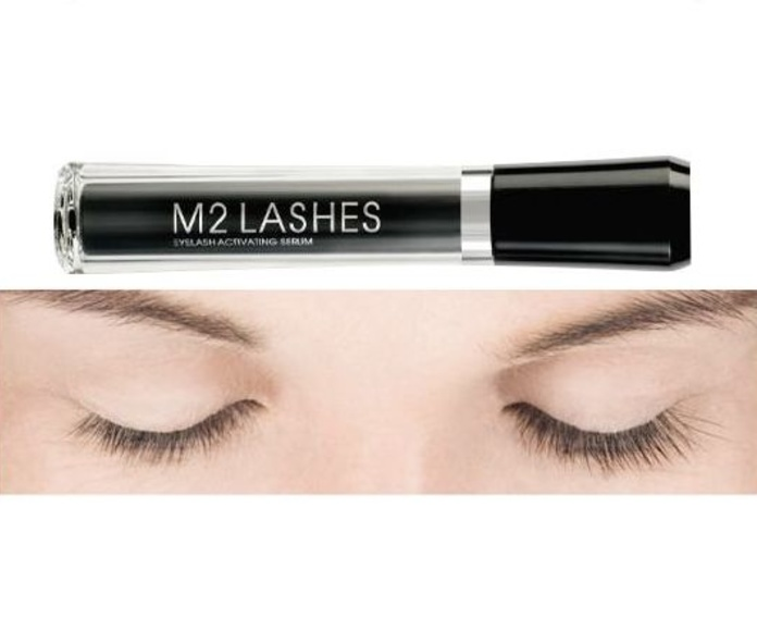 M2 Lashes sérum renovador de pestañas