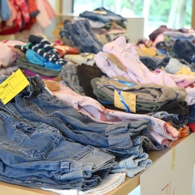 Consejos para comprar ropa de segunda mano (I)