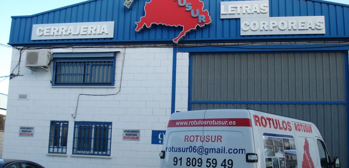 Empresa especializada en letras corpóreas en Madrid centro