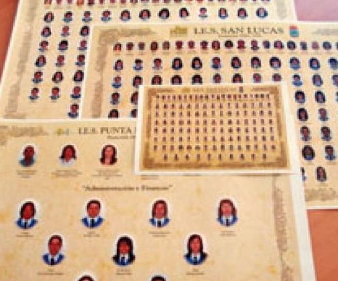 Impresión digital Sevilla