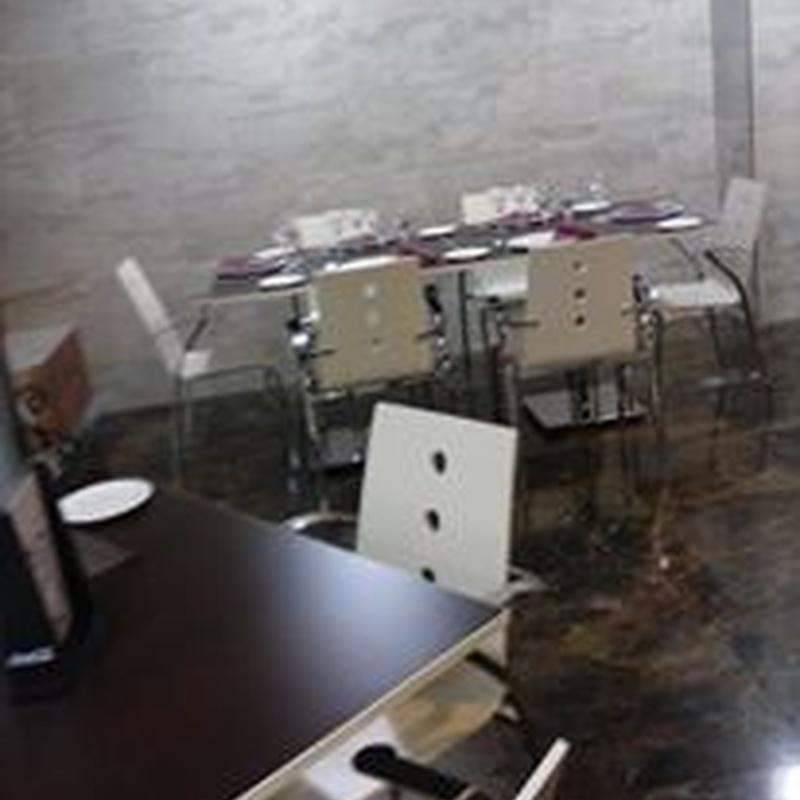 Instalaciones Restaurante Gurea en Murcia: Productos y servicios de Comume