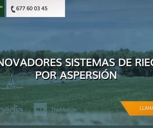 Instalaciones de riego en Tarragona | Riegos y Materiales DG