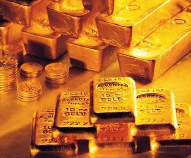 El oro es inversión segura para 2018