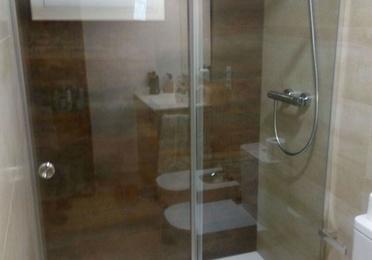 Mampara de bany