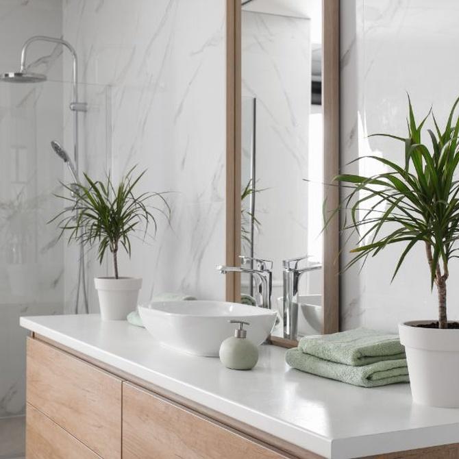 ¿Cómo decorar un cuarto de baño?