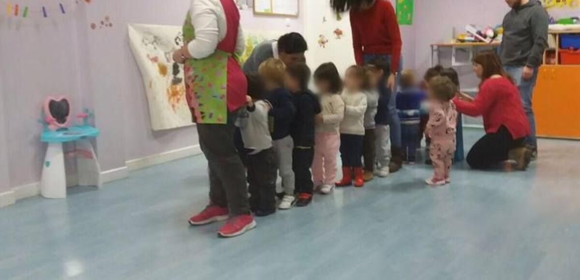 Escuelas infantiles en Alcorcón con numerosas aulas para propiciar el buen desarrollo de los niños