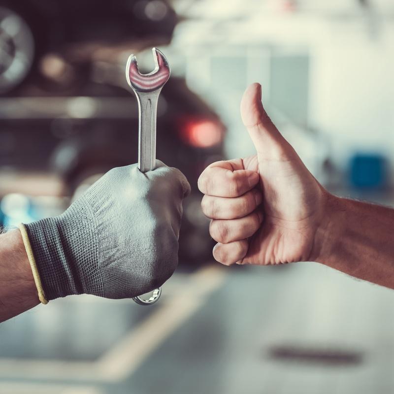Revisión y mantenimiento: Catálogo de Car Wash Alcorcón