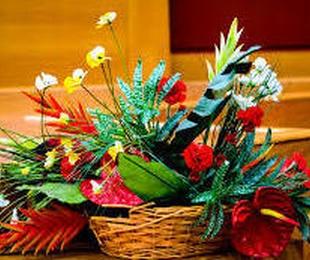 Flores artificiales Barcelona