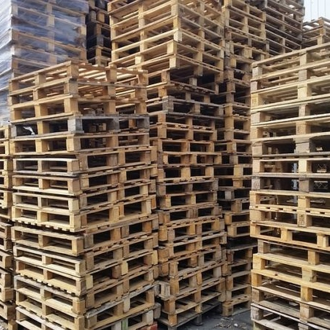 Ventajas del uso de los pallets en el almacenamiento