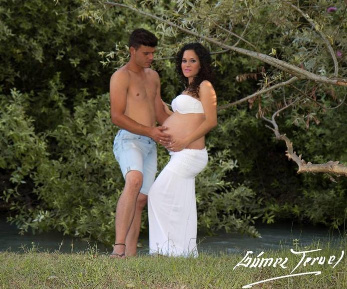 Fotos embarazo: Reportajes de Foto Gómez Teruel