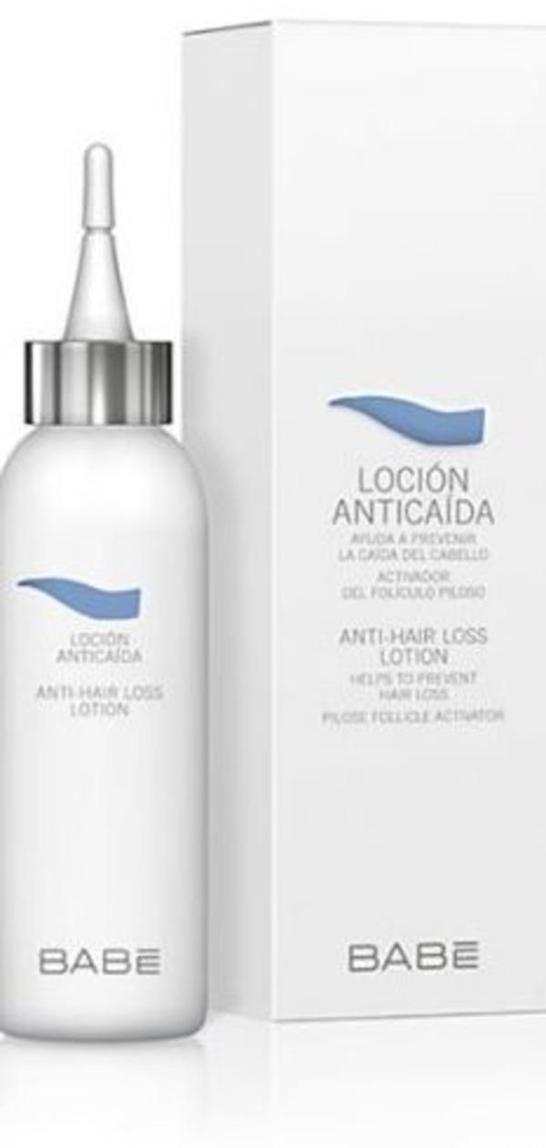 Babe loción anticaida: Catálogo de Farmacia Las Cuevas-Mª Carmen Leyes