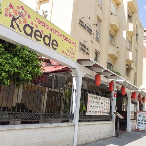 Dónde comer sushi en Málaga