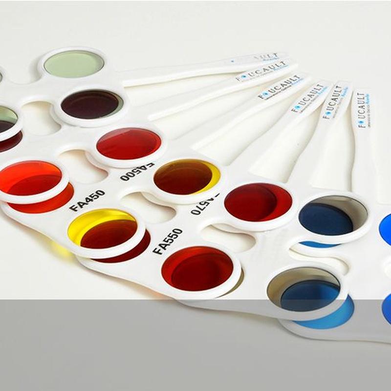 Filtros terapéuticos: Productos de Centro Óptico Valdavia