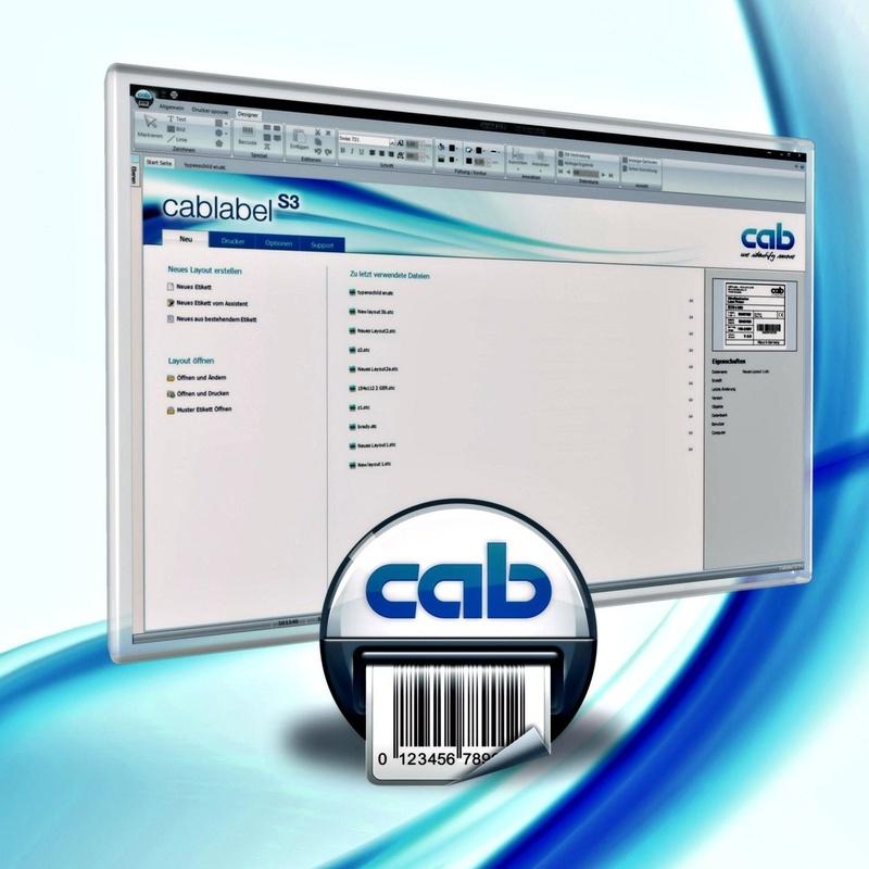 Software de Etiquetado CabLabel S3: Productos y Servicios de STGlobal - Identificación y Etiquetado