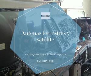 reparacion de antenas El Garraf