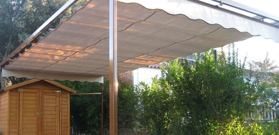 Instalación de pérgolas en Guadalajara