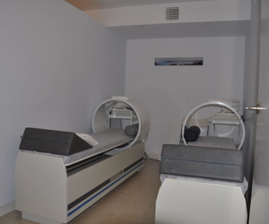Cabina de tratamientos