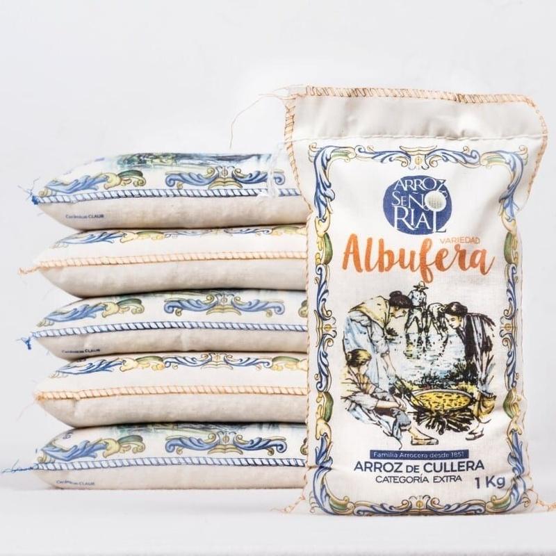 Arroz Albufera: Productos de Naranjas Julián