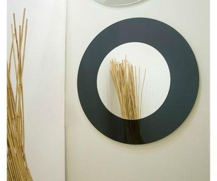 Espejos círculos. Espejo diseño original Cristina Mugica