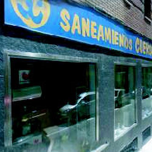 Saneamientos en Madrid | Saneamientos Cuerda, S.L.