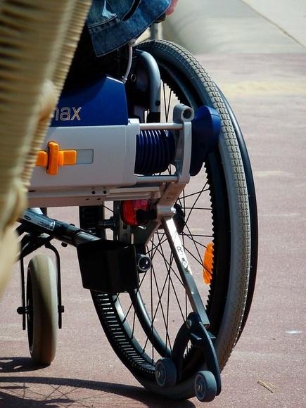 Sillas de ruedas eléctricas: Productos  of Grupo Ortopedia Mayor