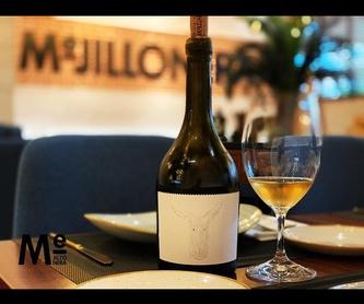 Nuestros postres: Nuestra carta de Bar Restaurante Mejillonera