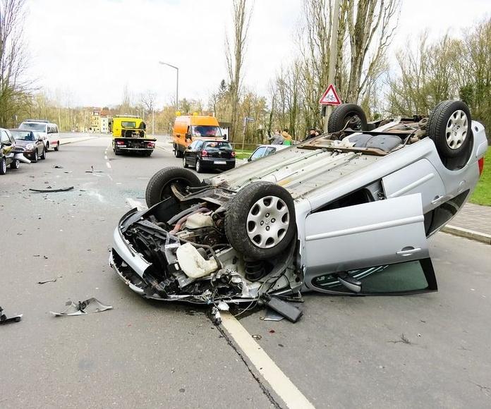 Fallece un hombre en un accidente de tráfico en en corredor del Nalón