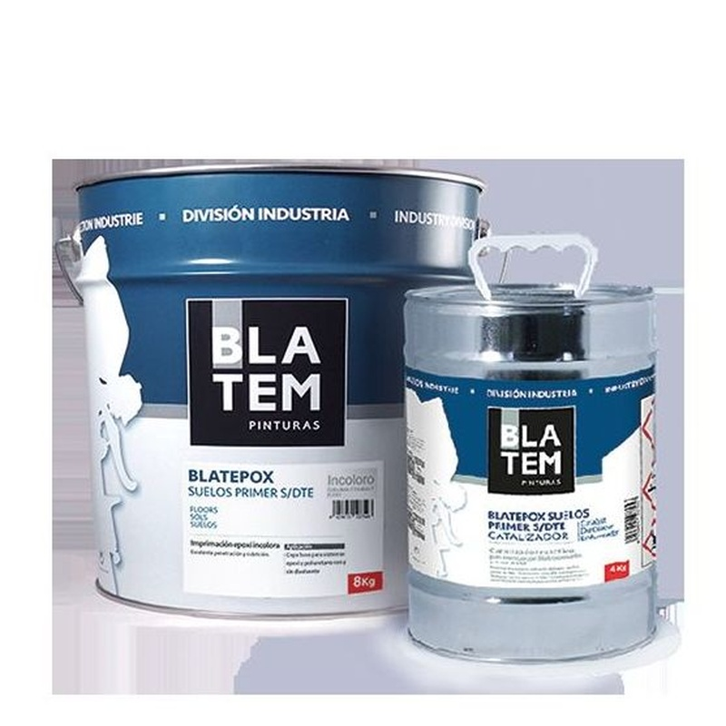 Blatepox Suelos Primer S/Dte en almacén de pinturas en ventas