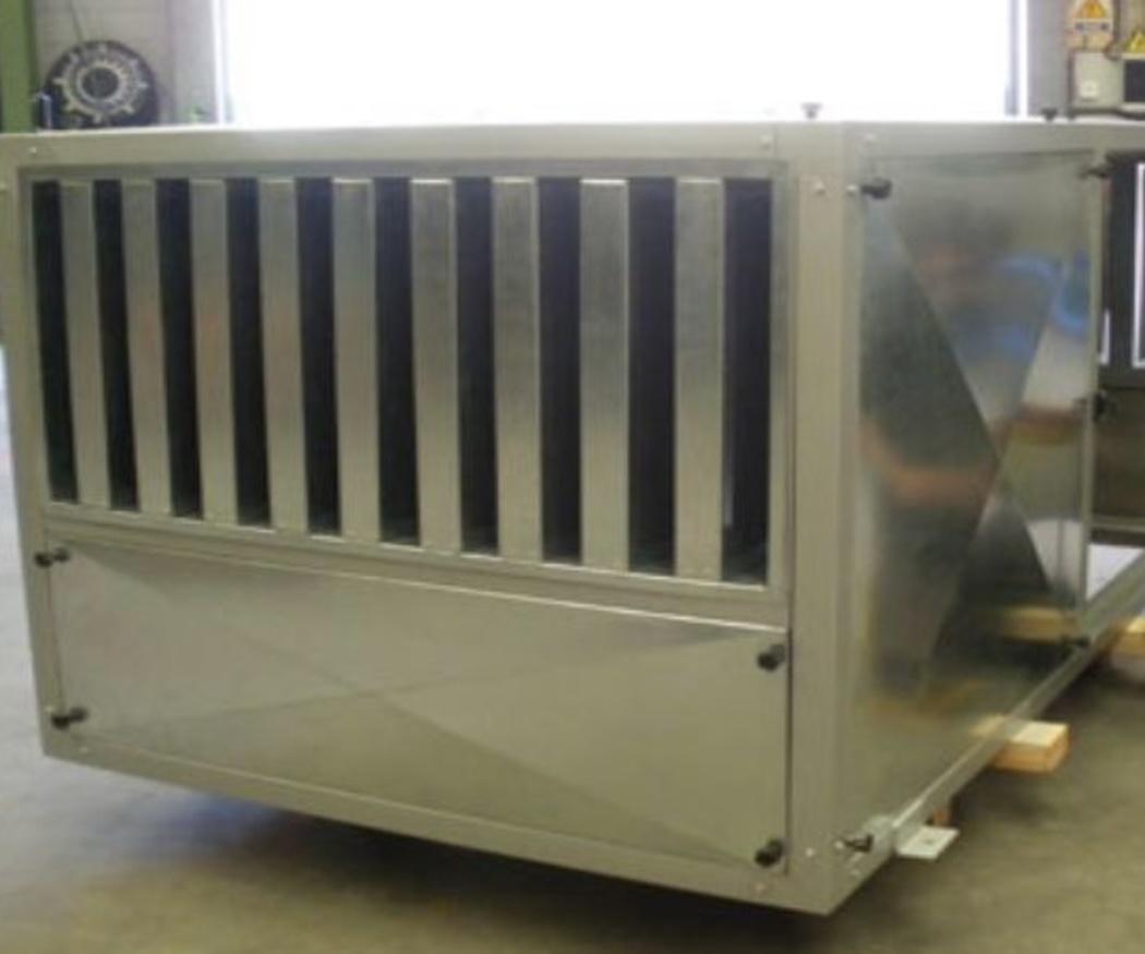 Ahorra con la instalación de generadores de cortinas de aire