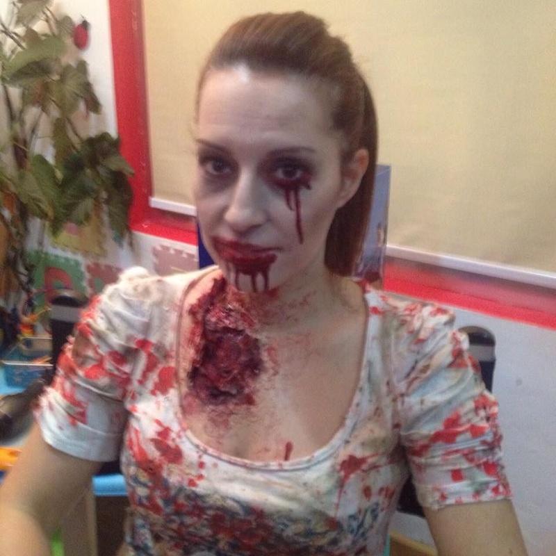 Fx y caracterización: Servicios de Natalia Ru Make Up