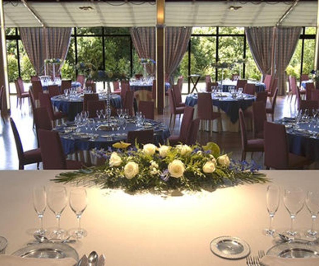 ¿Cómo distribuir las mesas el día de tu boda?