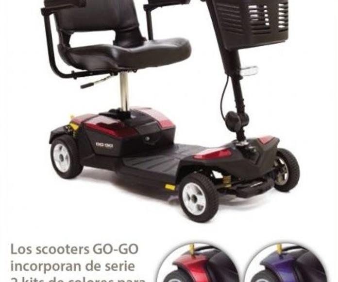 Scooter GoGo-LX gijón
