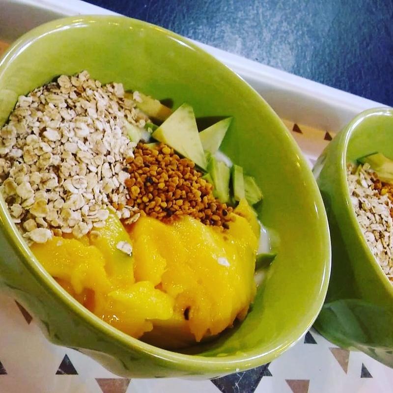 Sana Bowls de Yogur Natural 2% MG: Carta de Care Food